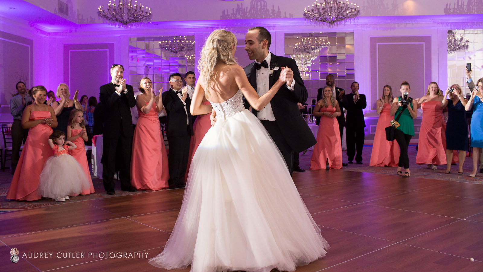 Framingham, MA Wedding Venues - Dance Floor