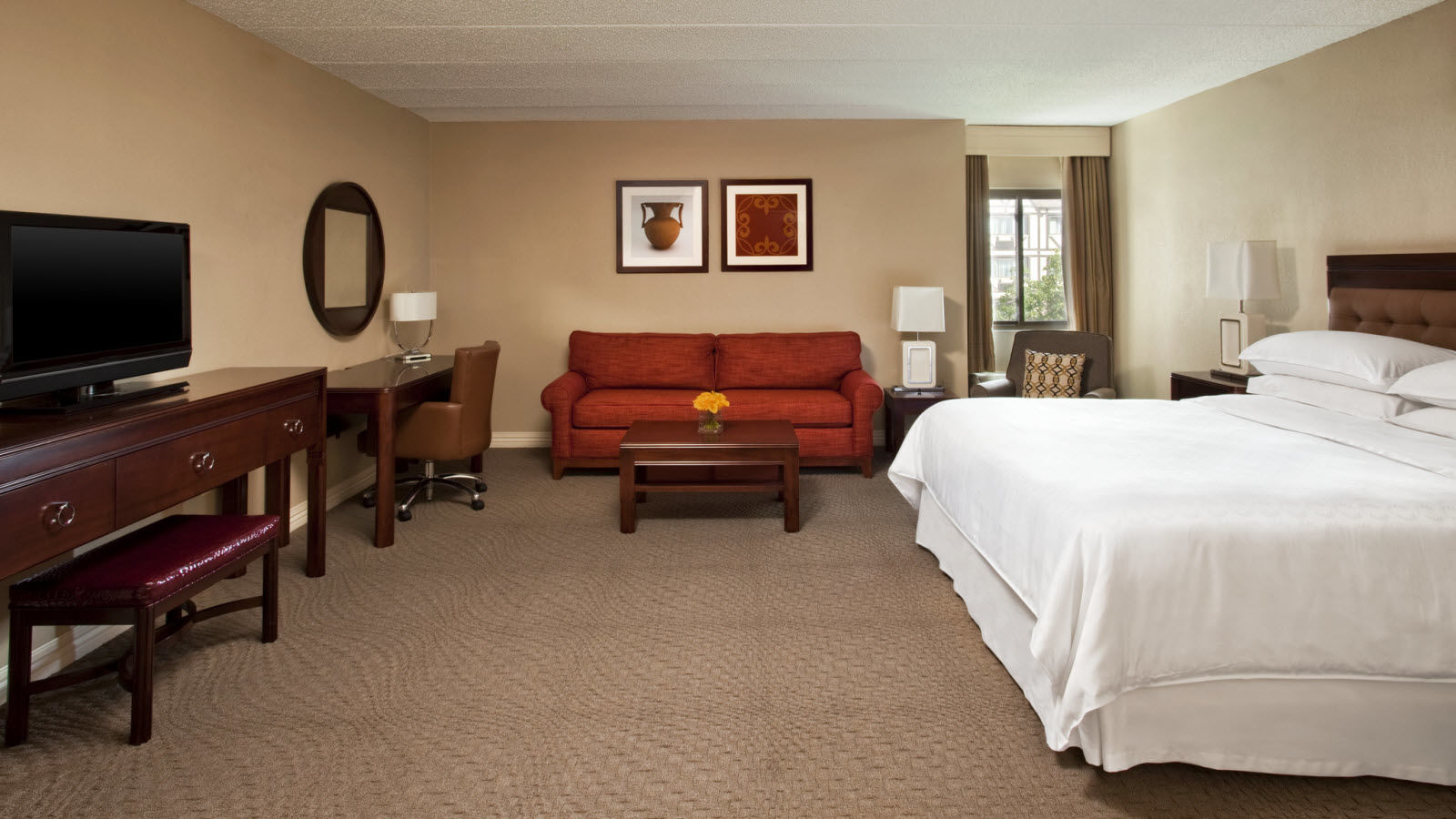 Sheraton Framingham Hotel & Conference Center Suite