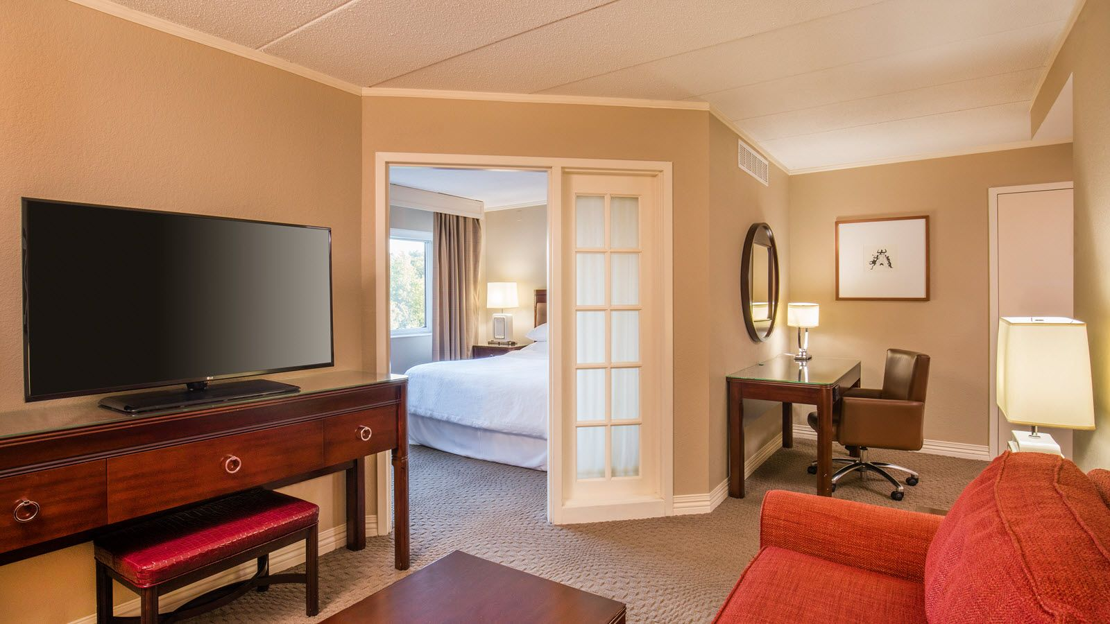 Sheraton Framingham Hotel & Conference Center - Renovation