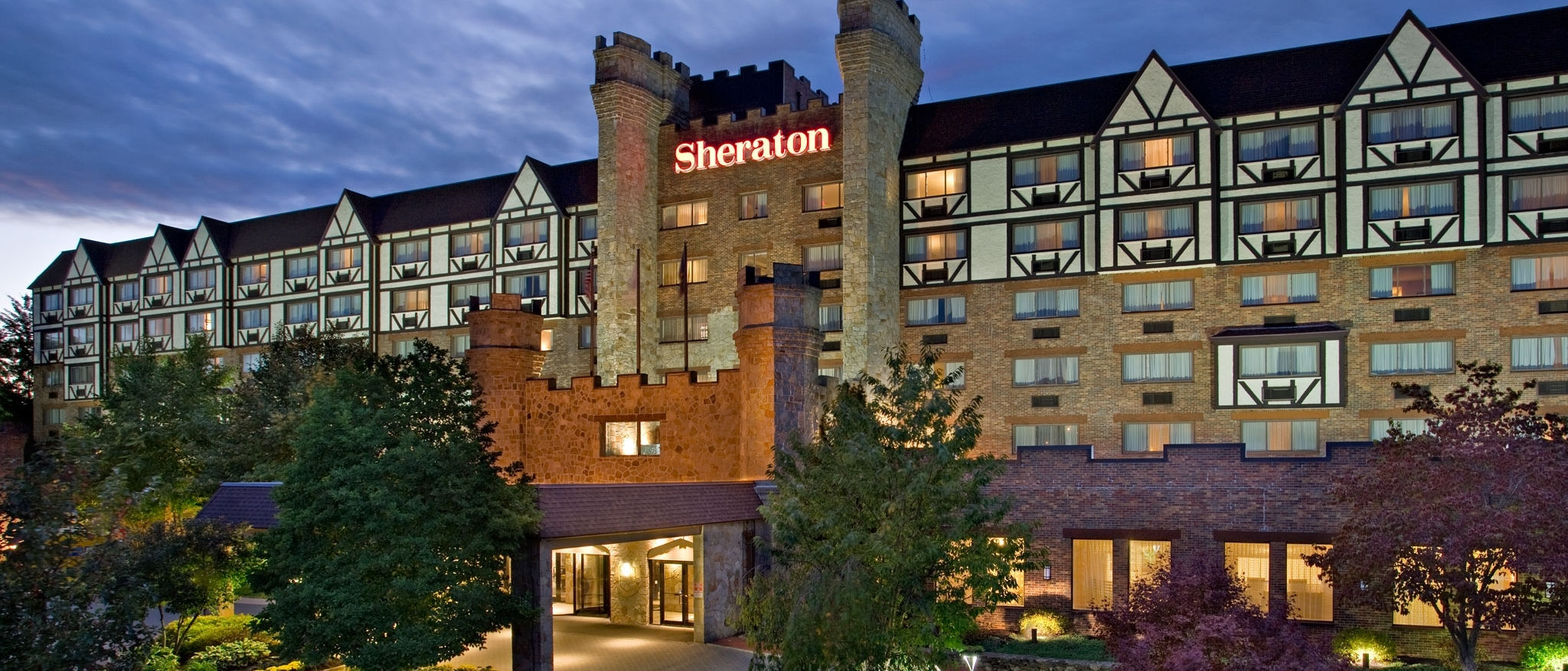 Sheraton Framingham Hotel & Conference Center - Exterior